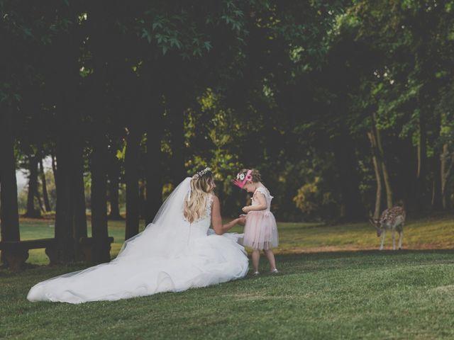 Il matrimonio di Christian e Luara a Imbersago, Lecco 1