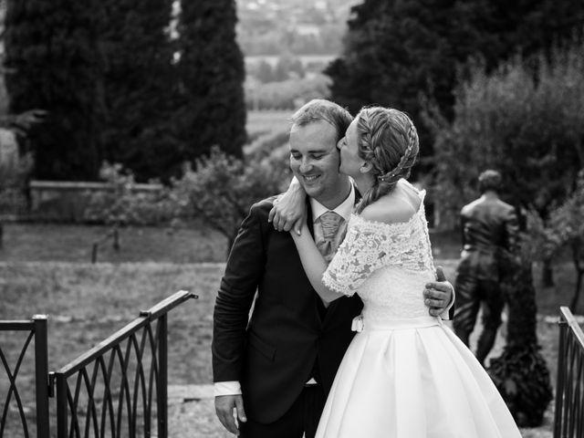 Le nozze di Karen e Matevz