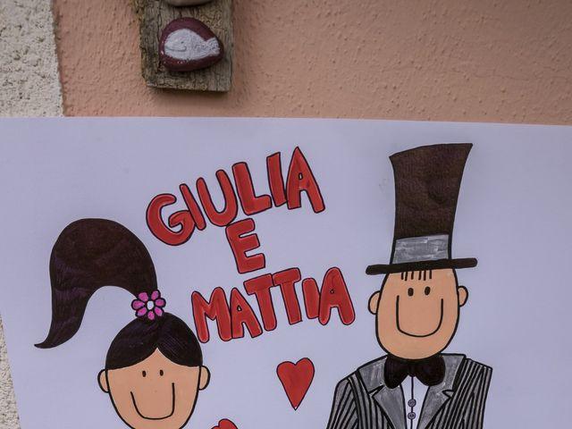 Il matrimonio di Mattia e Giulia a Lamon, Belluno 3
