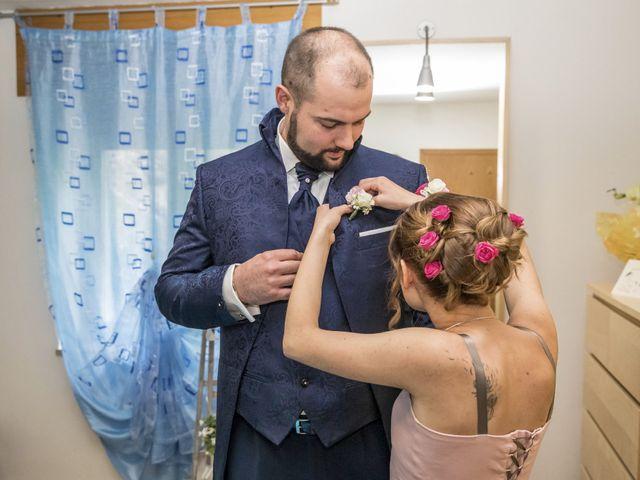 Il matrimonio di Mattia e Giulia a Lamon, Belluno 6