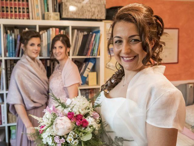 Il matrimonio di Mattia e Giulia a Lamon, Belluno 9