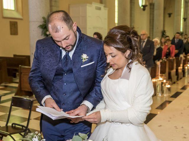 Il matrimonio di Mattia e Giulia a Lamon, Belluno 14