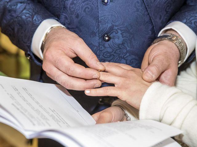 Il matrimonio di Mattia e Giulia a Lamon, Belluno 15