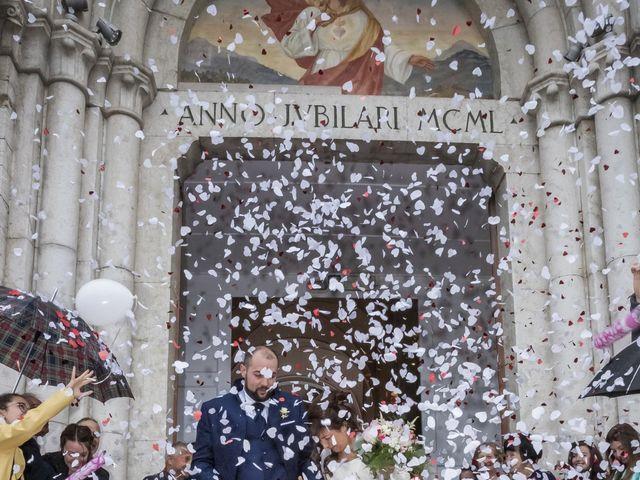 Il matrimonio di Mattia e Giulia a Lamon, Belluno 17