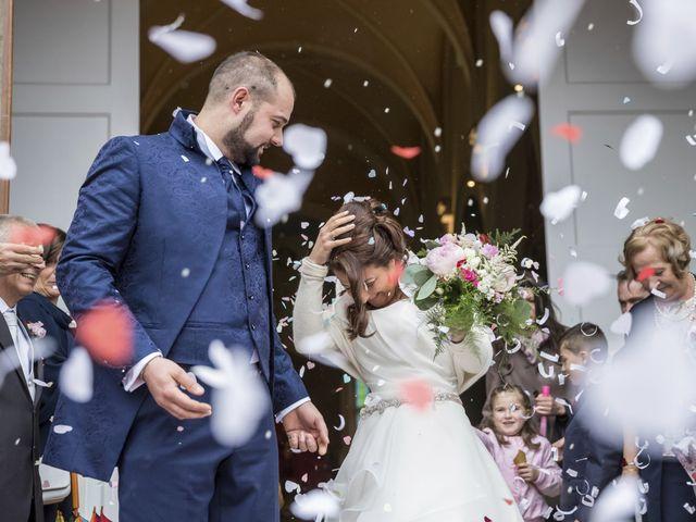 Il matrimonio di Mattia e Giulia a Lamon, Belluno 1
