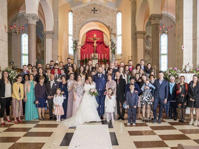 Il matrimonio di Mattia e Giulia a Lamon, Belluno 18