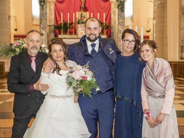 Il matrimonio di Mattia e Giulia a Lamon, Belluno 20