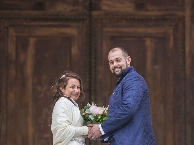 Il matrimonio di Mattia e Giulia a Lamon, Belluno 24