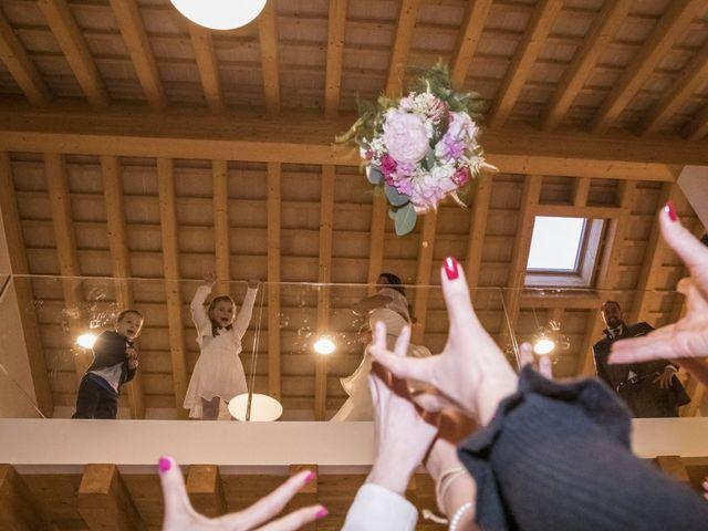 Il matrimonio di Mattia e Giulia a Lamon, Belluno 28