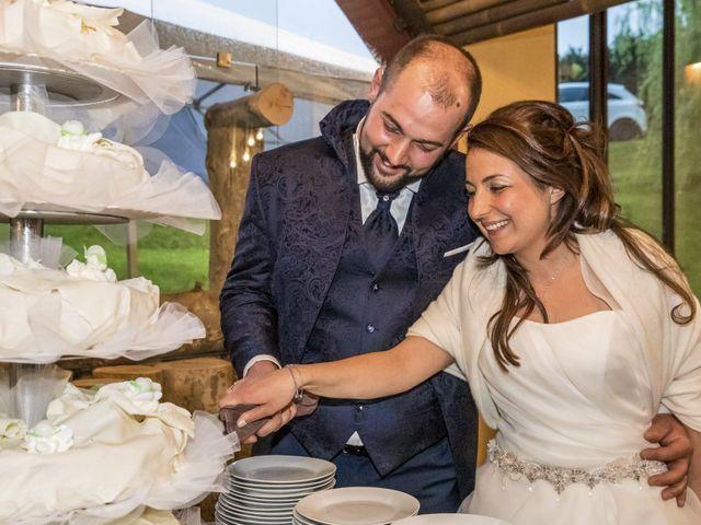 Il matrimonio di Mattia e Giulia a Lamon, Belluno 29