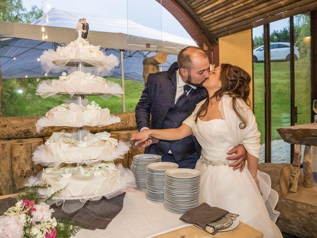 Il matrimonio di Mattia e Giulia a Lamon, Belluno 30