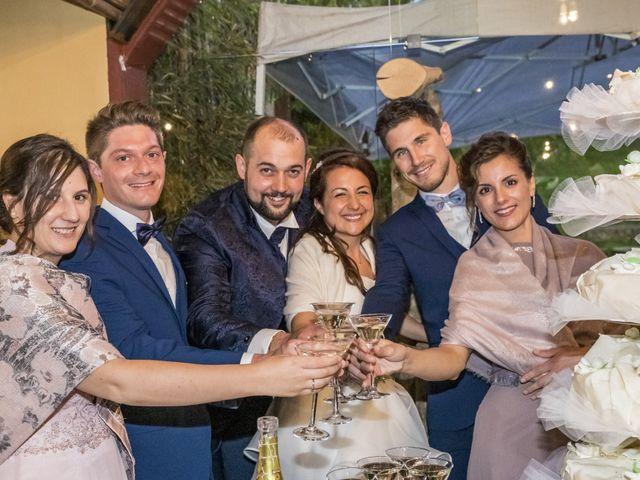 Il matrimonio di Mattia e Giulia a Lamon, Belluno 31