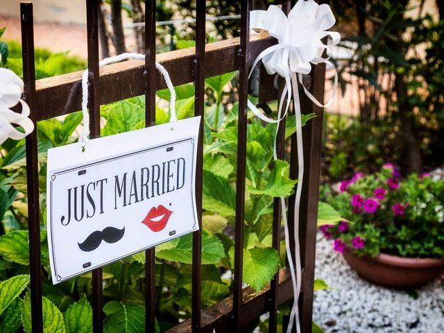 Il matrimonio di Mattia e Valentina a Castiglione delle Stiviere, Mantova 6