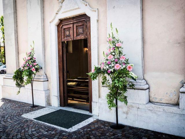 Il matrimonio di Mattia e Valentina a Castiglione delle Stiviere, Mantova 26
