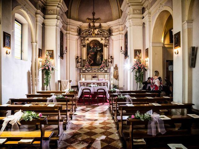 Il matrimonio di Mattia e Valentina a Castiglione delle Stiviere, Mantova 27