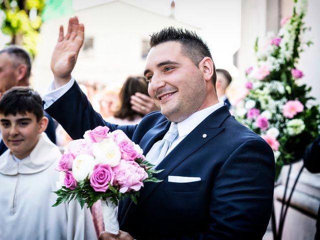 Il matrimonio di Mattia e Valentina a Castiglione delle Stiviere, Mantova 32
