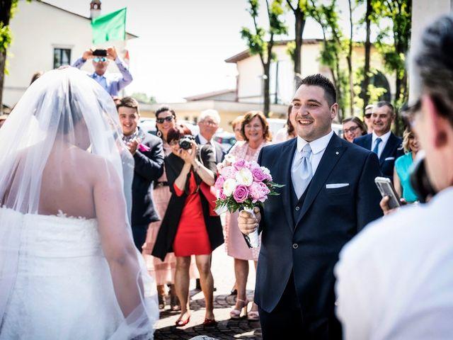 Il matrimonio di Mattia e Valentina a Castiglione delle Stiviere, Mantova 34