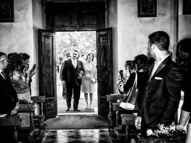 Il matrimonio di Mattia e Valentina a Castiglione delle Stiviere, Mantova 36