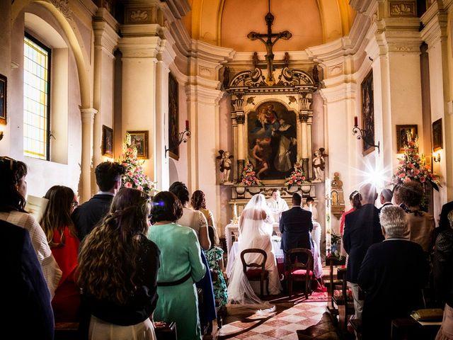 Il matrimonio di Mattia e Valentina a Castiglione delle Stiviere, Mantova 39
