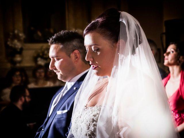 Il matrimonio di Mattia e Valentina a Castiglione delle Stiviere, Mantova 40