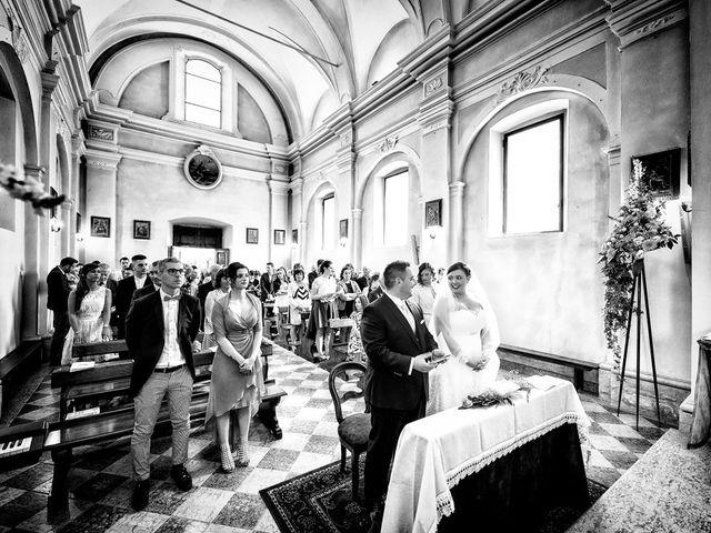 Il matrimonio di Mattia e Valentina a Castiglione delle Stiviere, Mantova 41