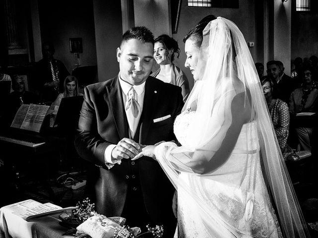 Il matrimonio di Mattia e Valentina a Castiglione delle Stiviere, Mantova 46