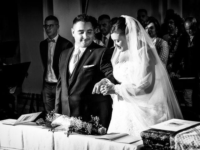 Il matrimonio di Mattia e Valentina a Castiglione delle Stiviere, Mantova 47