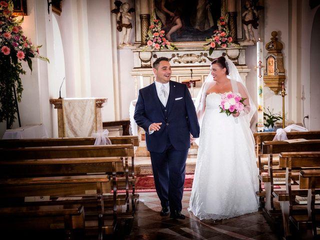 Il matrimonio di Mattia e Valentina a Castiglione delle Stiviere, Mantova 50