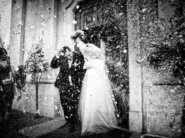 Il matrimonio di Mattia e Valentina a Castiglione delle Stiviere, Mantova 51