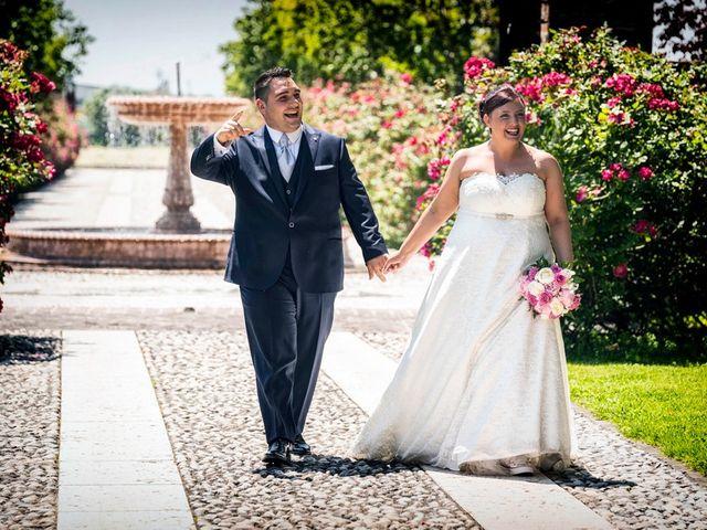Il matrimonio di Mattia e Valentina a Castiglione delle Stiviere, Mantova 55