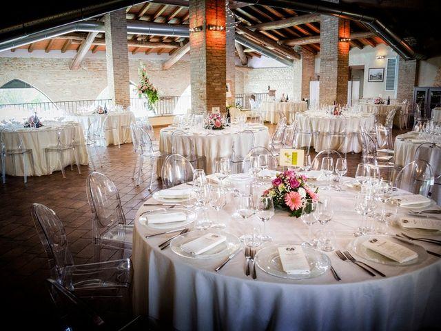Il matrimonio di Mattia e Valentina a Castiglione delle Stiviere, Mantova 60