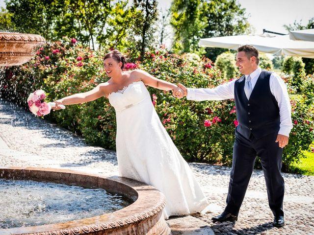 Il matrimonio di Mattia e Valentina a Castiglione delle Stiviere, Mantova 67