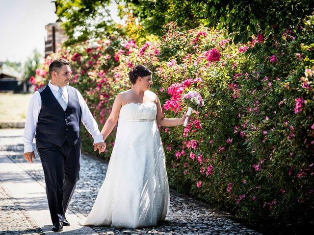 Il matrimonio di Mattia e Valentina a Castiglione delle Stiviere, Mantova 70