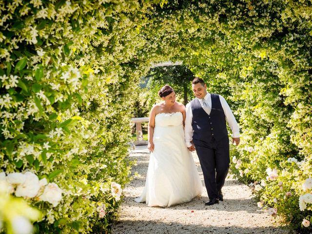 Il matrimonio di Mattia e Valentina a Castiglione delle Stiviere, Mantova 78