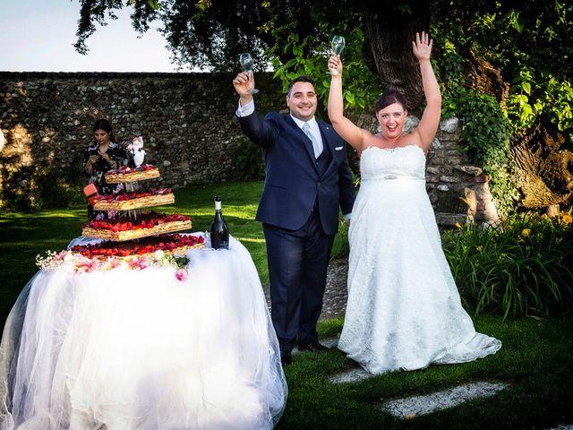 Il matrimonio di Mattia e Valentina a Castiglione delle Stiviere, Mantova 85