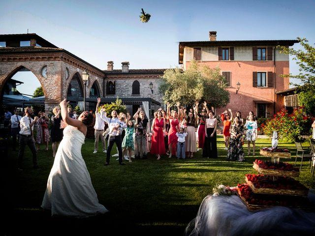 Il matrimonio di Mattia e Valentina a Castiglione delle Stiviere, Mantova 86