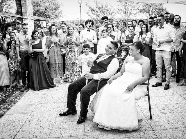 Il matrimonio di Mattia e Valentina a Castiglione delle Stiviere, Mantova 87