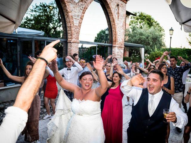 Il matrimonio di Mattia e Valentina a Castiglione delle Stiviere, Mantova 93