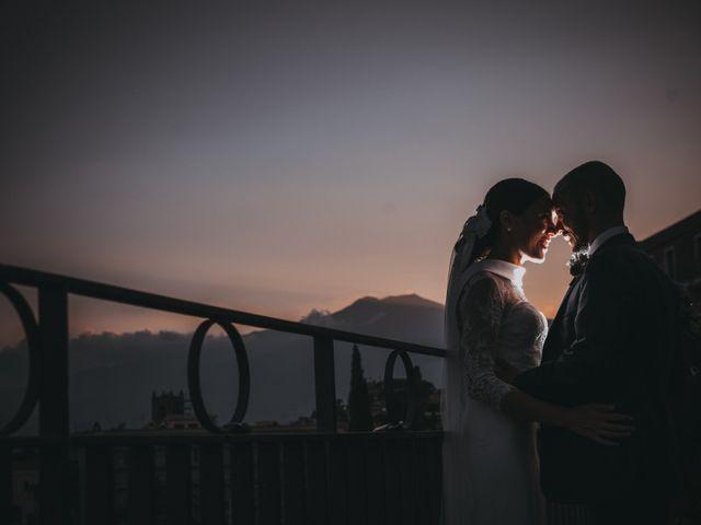 Le nozze di Andrea e Alessia