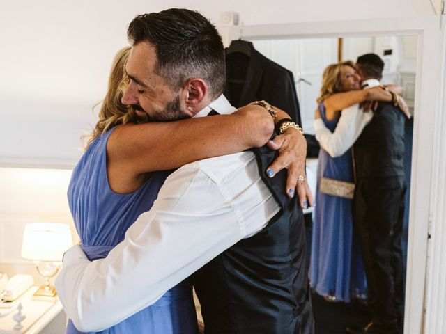 Il matrimonio di Kristina e Christian a Loreto Aprutino, Pescara 6