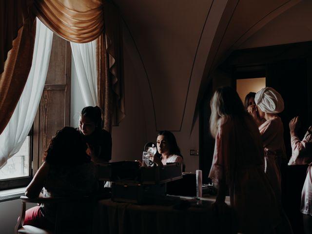 Il matrimonio di Kristina e Christian a Loreto Aprutino, Pescara 10