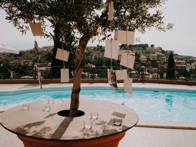 Il matrimonio di Kristina e Christian a Loreto Aprutino, Pescara 12