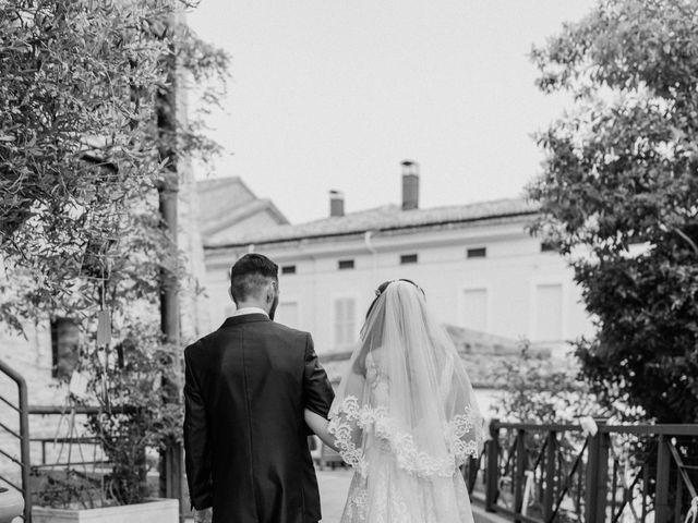 Il matrimonio di Kristina e Christian a Loreto Aprutino, Pescara 21