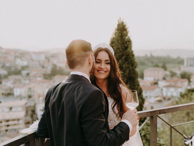 Il matrimonio di Kristina e Christian a Loreto Aprutino, Pescara 25