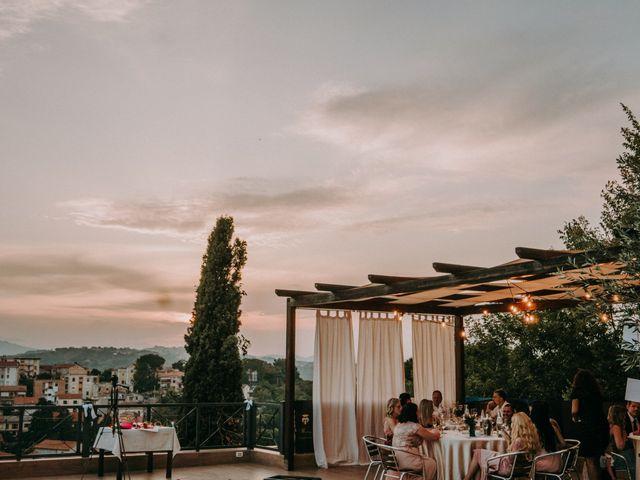 Il matrimonio di Kristina e Christian a Loreto Aprutino, Pescara 27