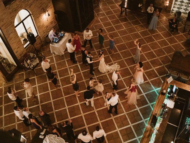 Il matrimonio di Kristina e Christian a Loreto Aprutino, Pescara 29
