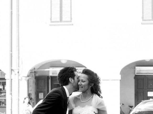Il matrimonio di Federico e Fabiola a San Pietro in Casale, Bologna 5