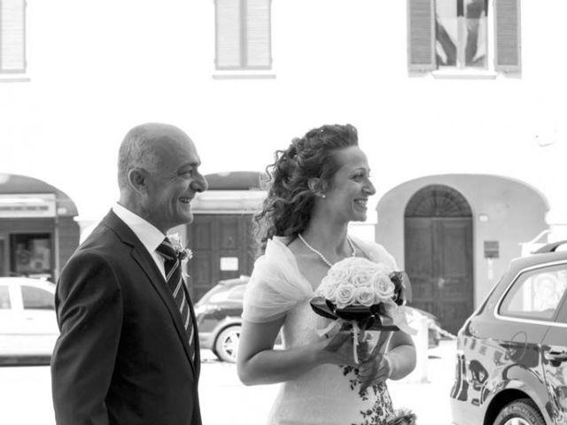 Il matrimonio di Federico e Fabiola a San Pietro in Casale, Bologna 6
