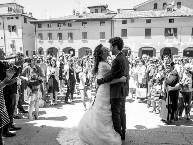 Il matrimonio di Federico e Fabiola a San Pietro in Casale, Bologna 10
