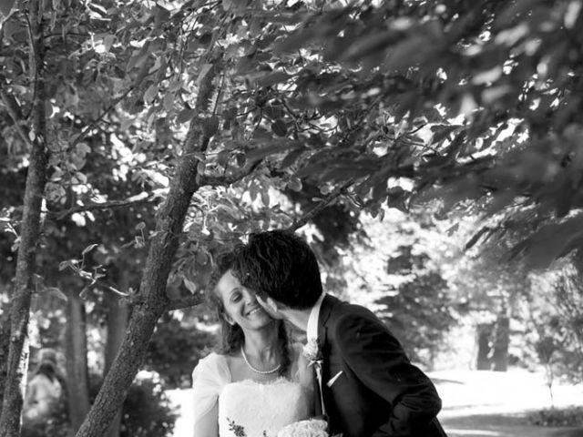 Il matrimonio di Federico e Fabiola a San Pietro in Casale, Bologna 13